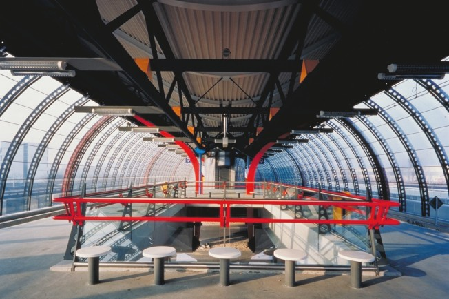 Architect station RAI studiosk movares