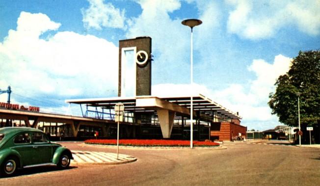 Architect station almelo studiosk movares