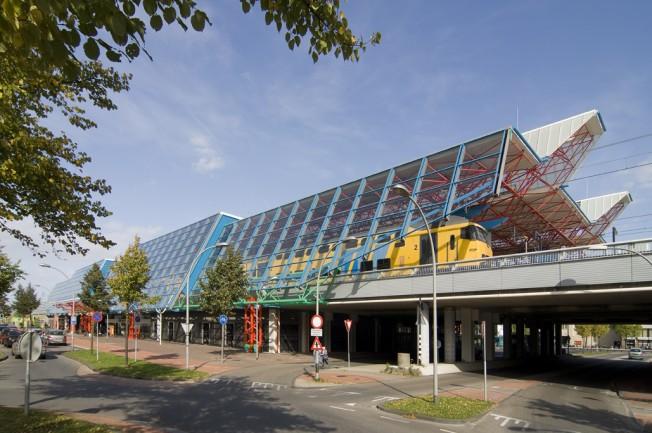 architect station Lelystad Centrum studiosk movares 2