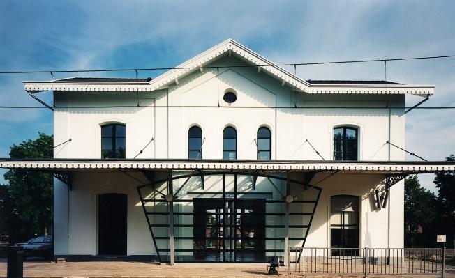architect station Wolvega studioSK Movares