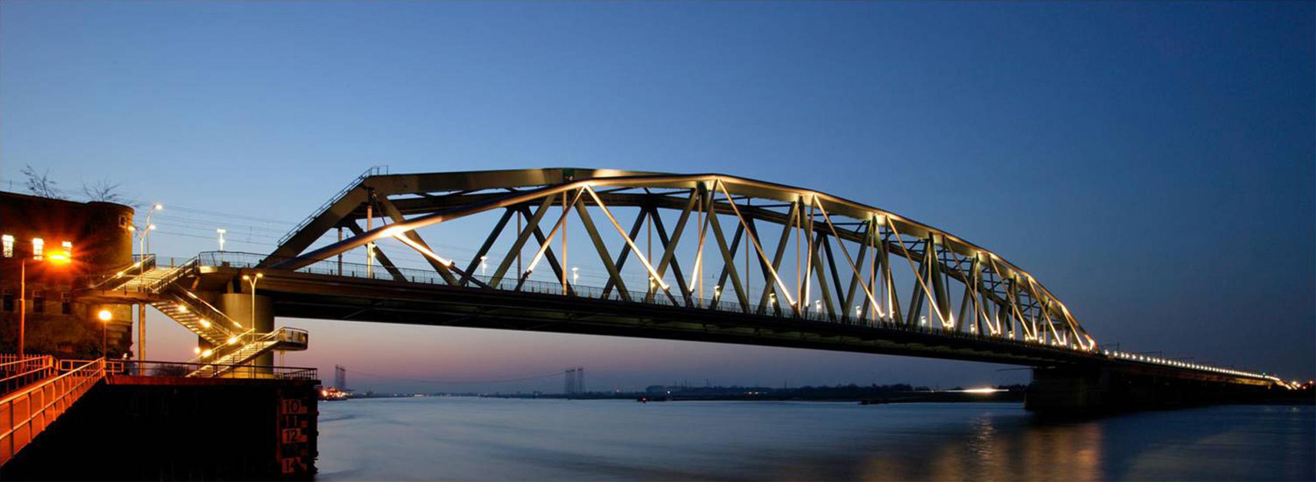 fietsbrug Snelbinder Nijmegen