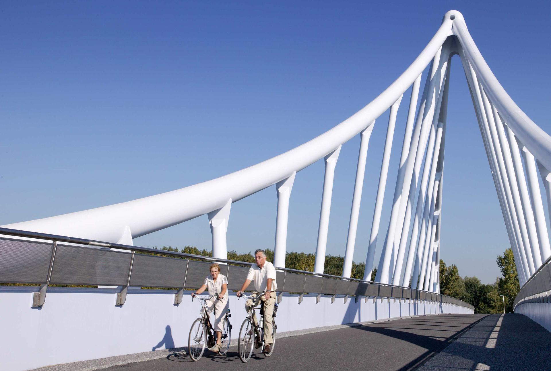 fietsbrug Zoetermeer