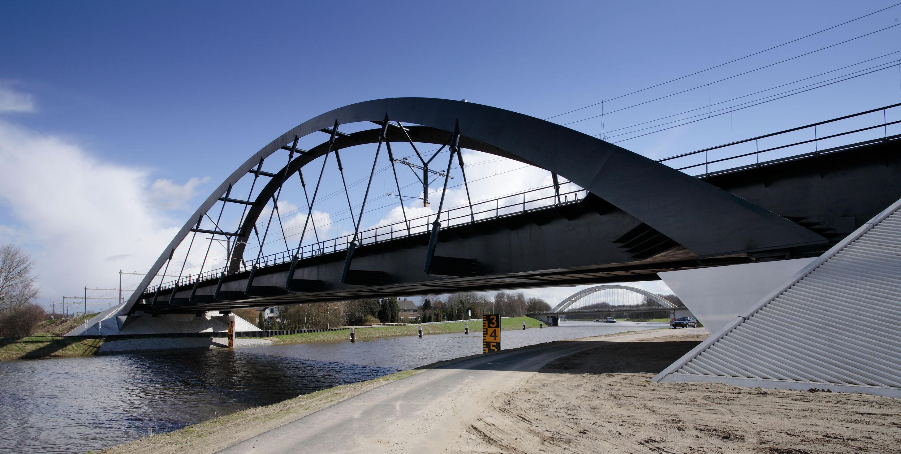 spoorbrug Eefde Zutphen