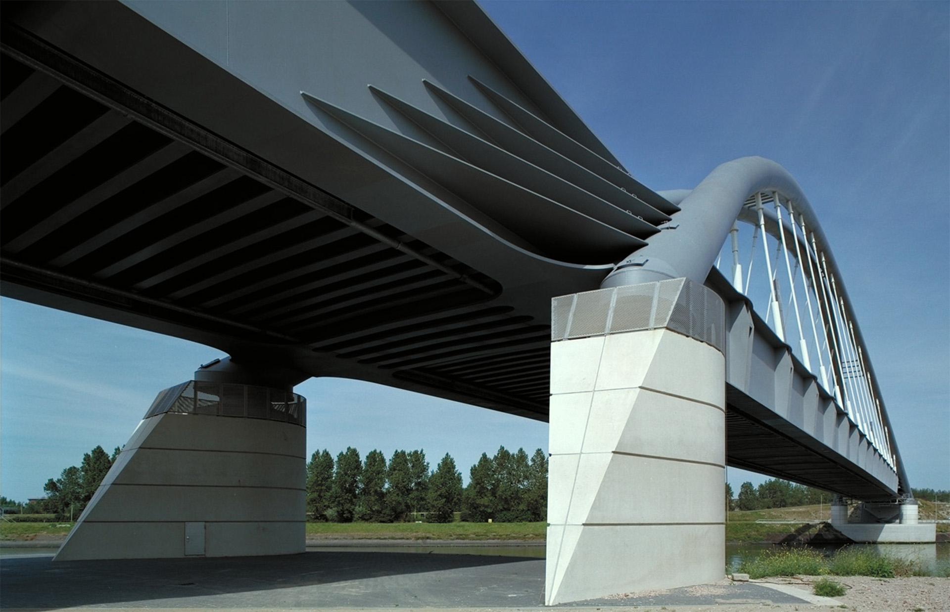 spoorbrug Rotterdam Dintelhaven