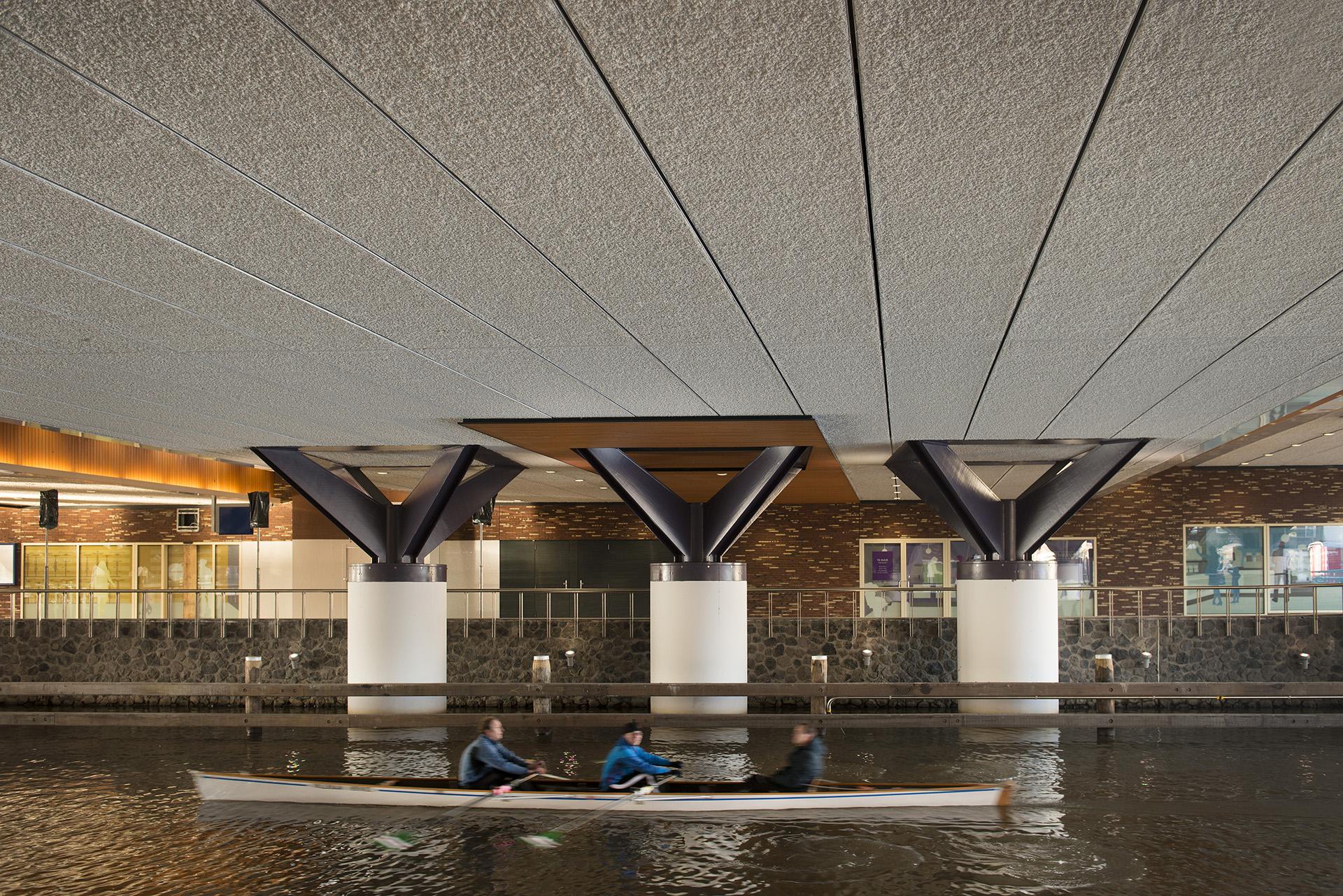 openbare ruimte Vaartsche Rijn Utrecht