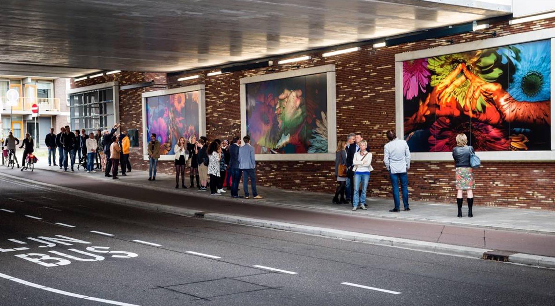 Utrecht i.s.m. kunstenaar Frans Hofmeester