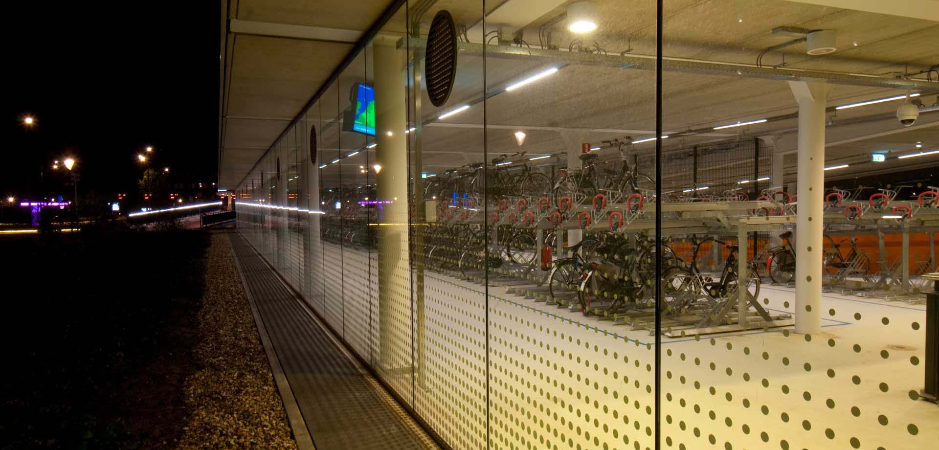 fietsenstalling  Helmond