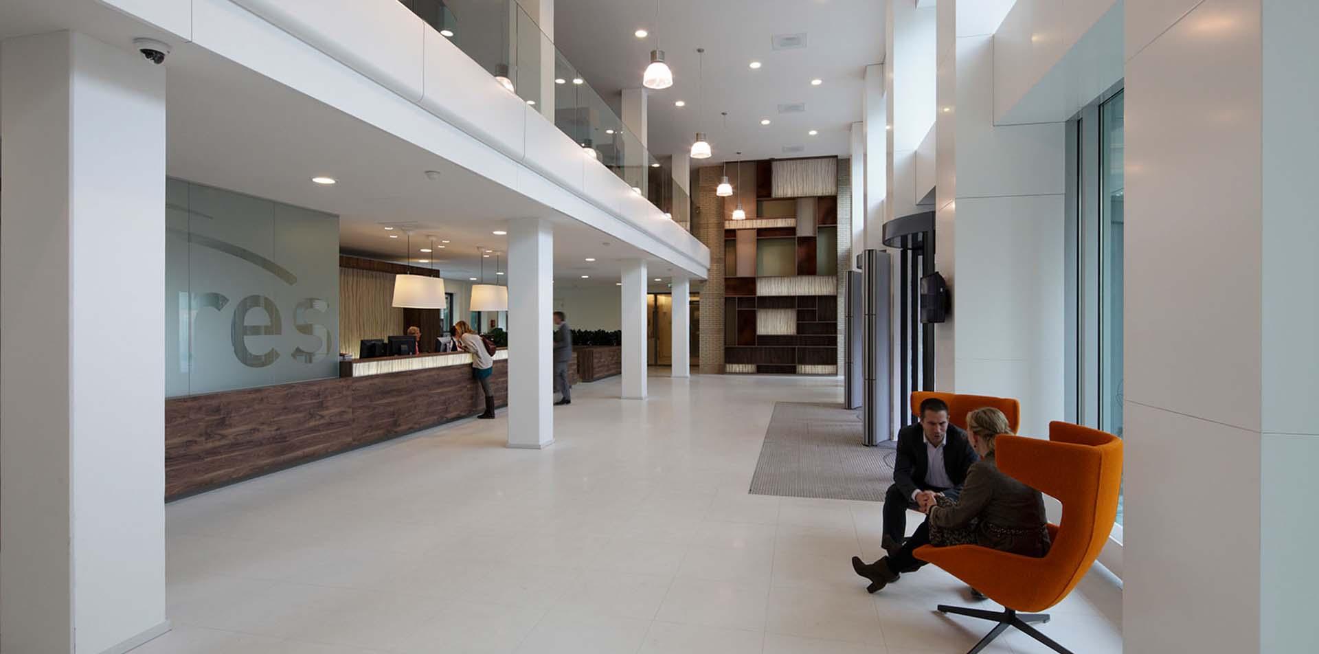 Hoofdkantoor movares studiosk for Design d interieur by srt