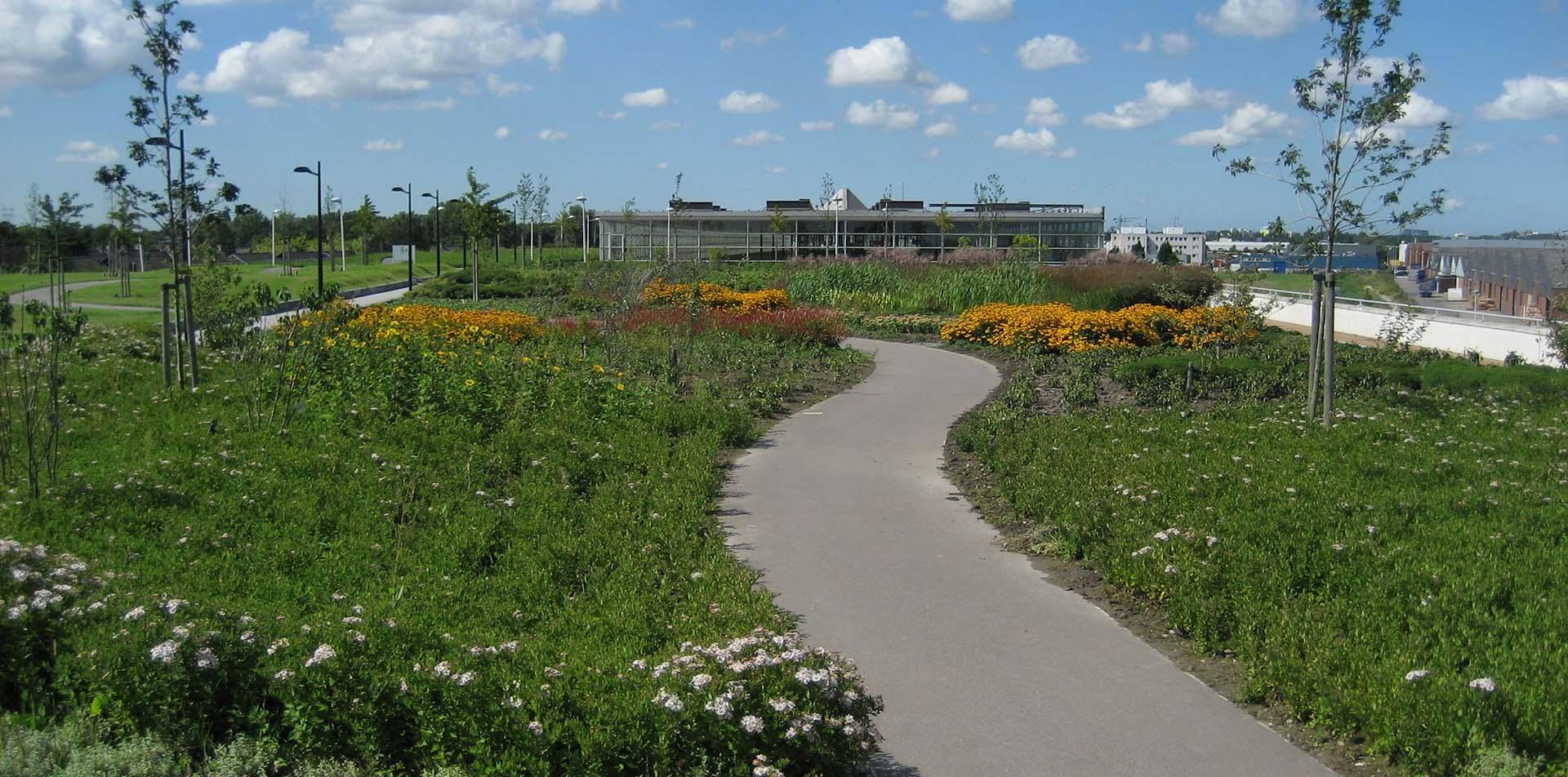 Dakpark Barendrecht
