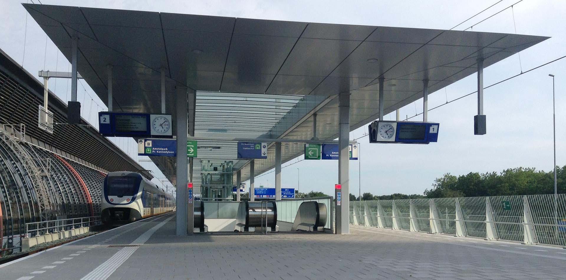 station Amsterdam RAI