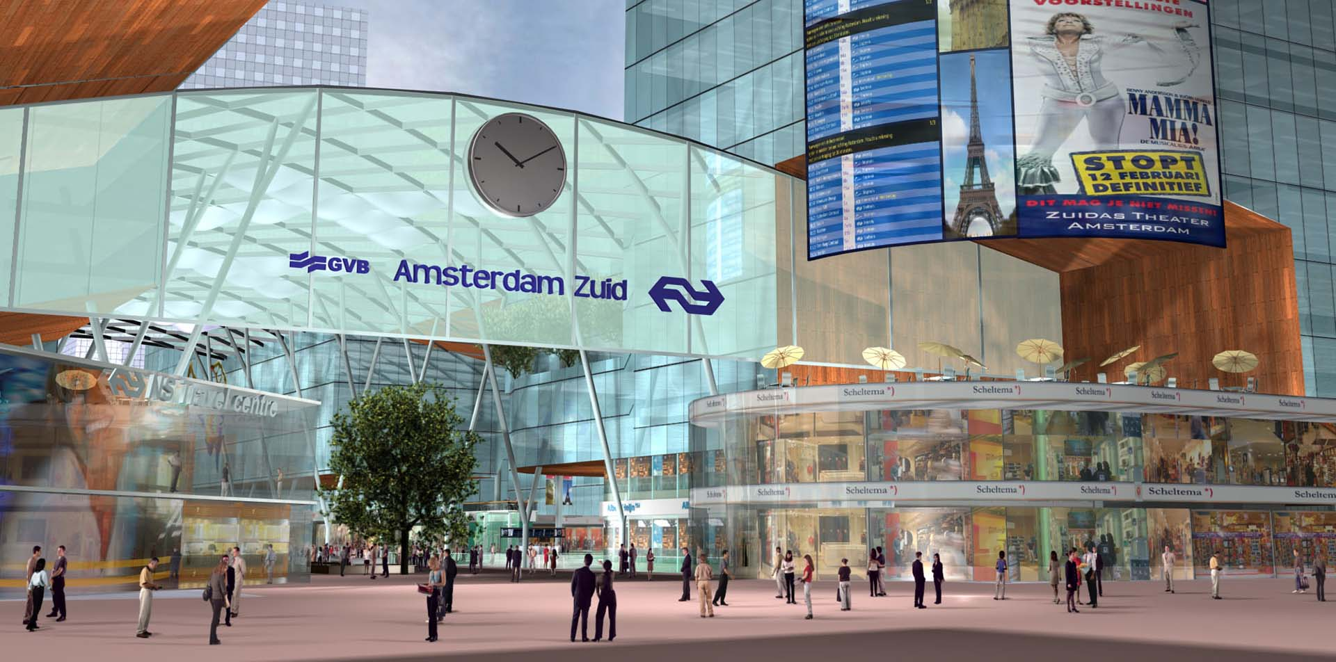 Amsterdam Zuid WTC