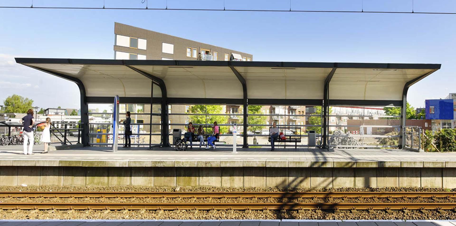 station Apeldoorn Osseveld