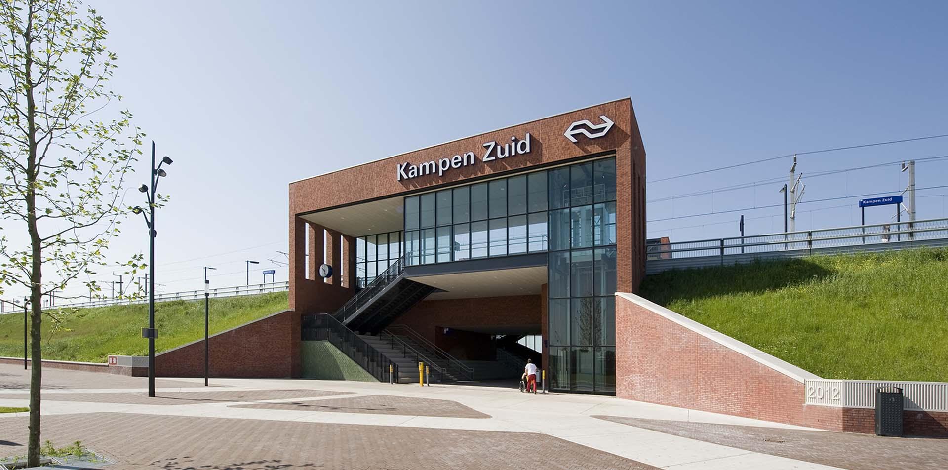 station Kampen Zuid