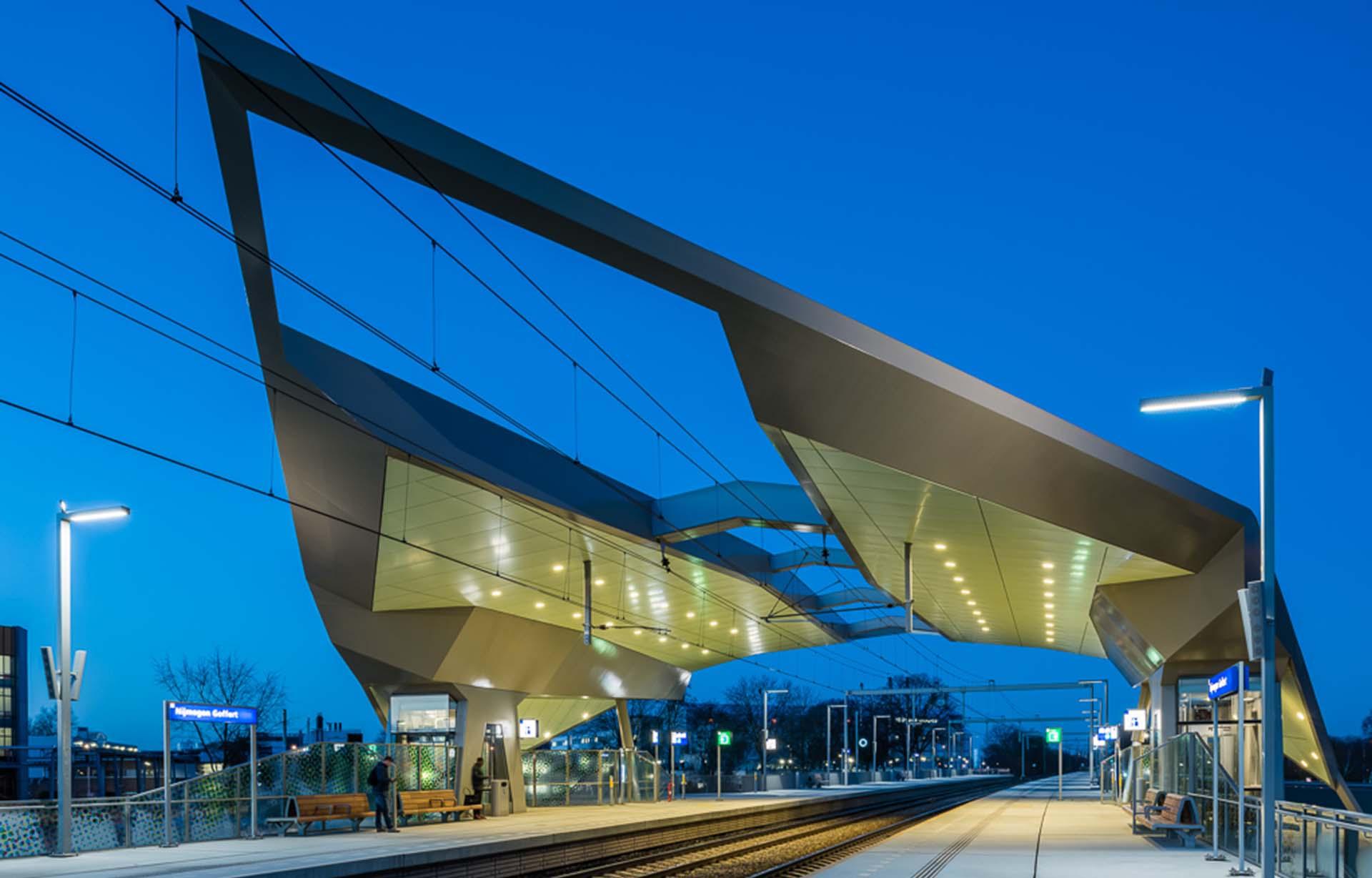 station Nijmegen Goffert