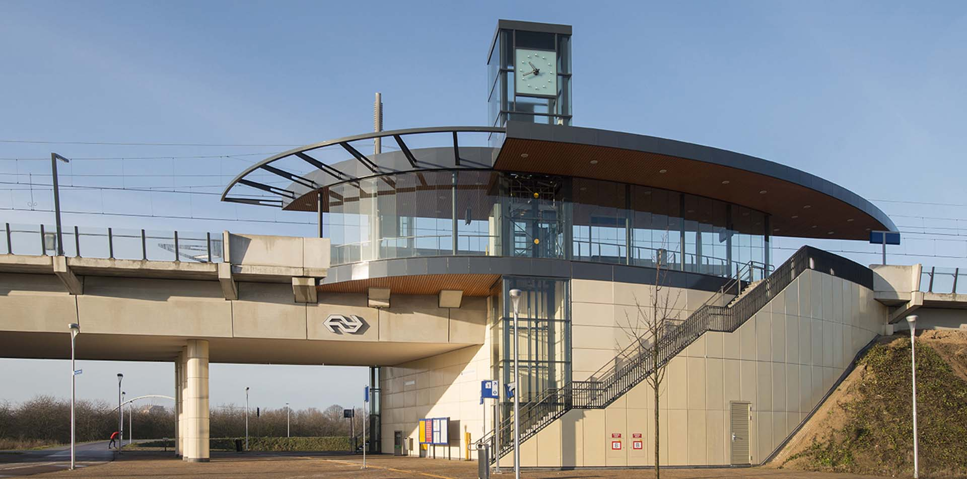 station Nijmegen Lent