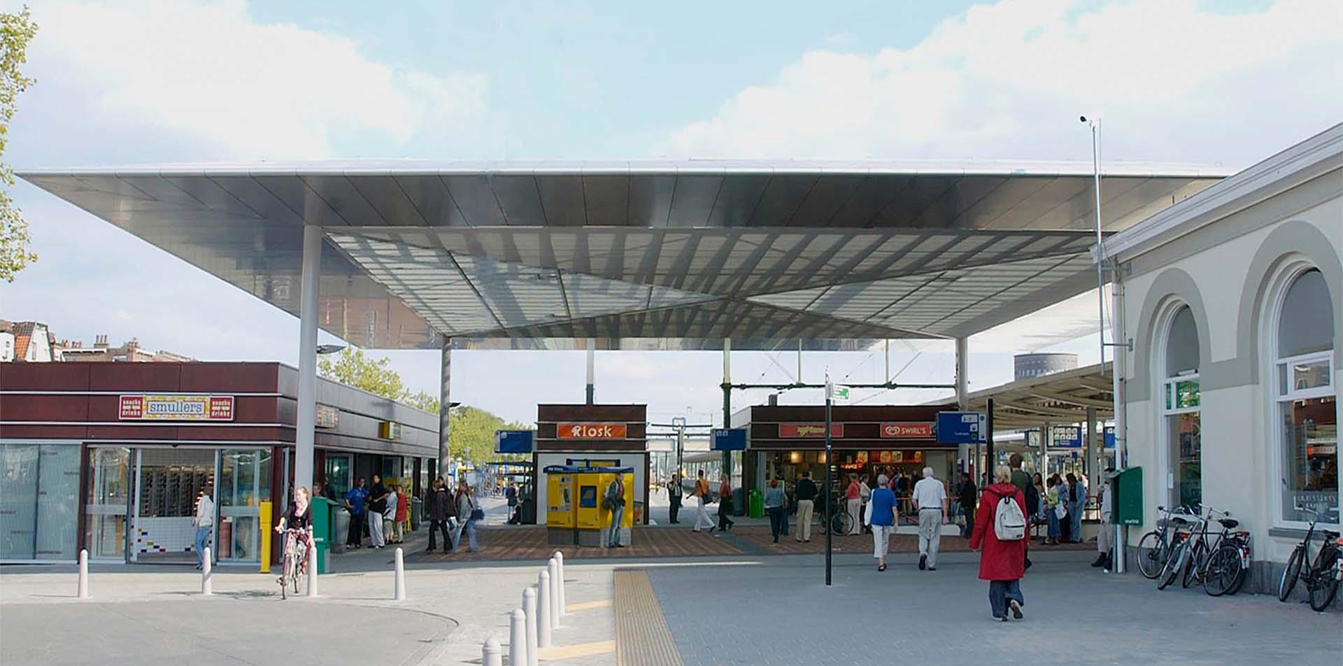 transformatie station Zwolle