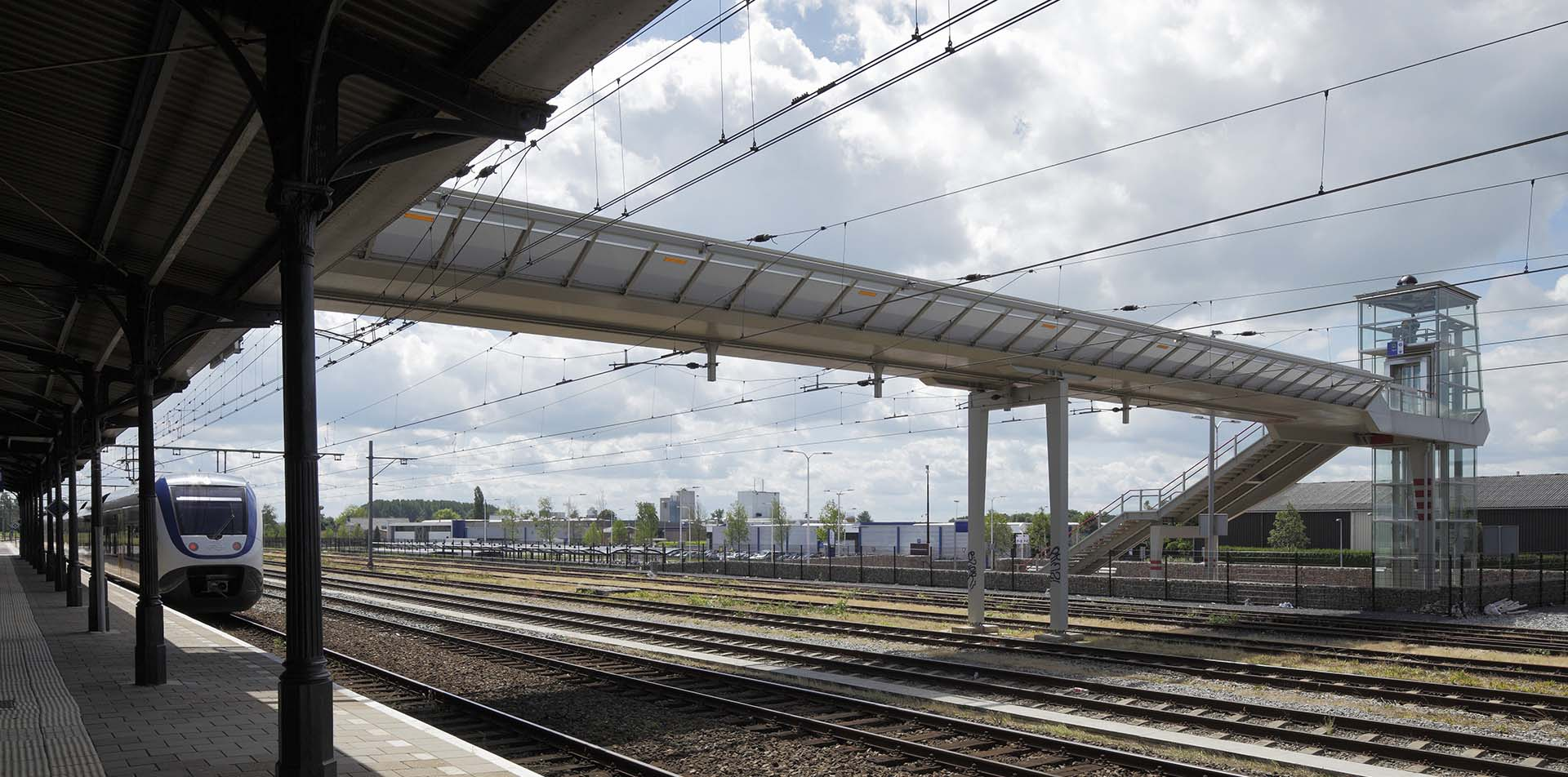 transformatie station Geldermalsen