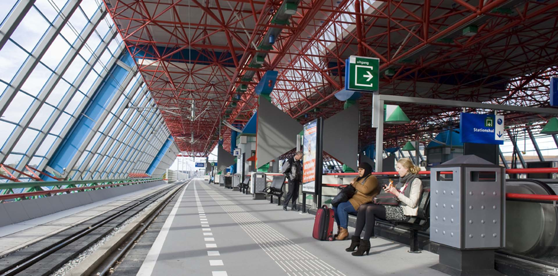 station Lelystad Centrum