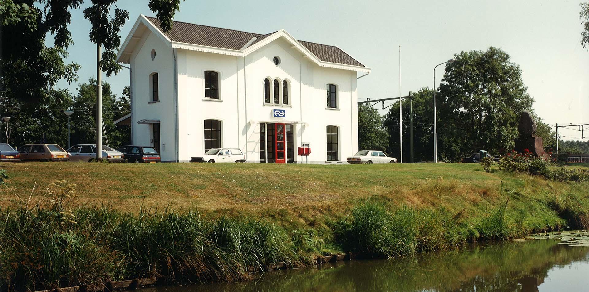 transformatie station Wolvega