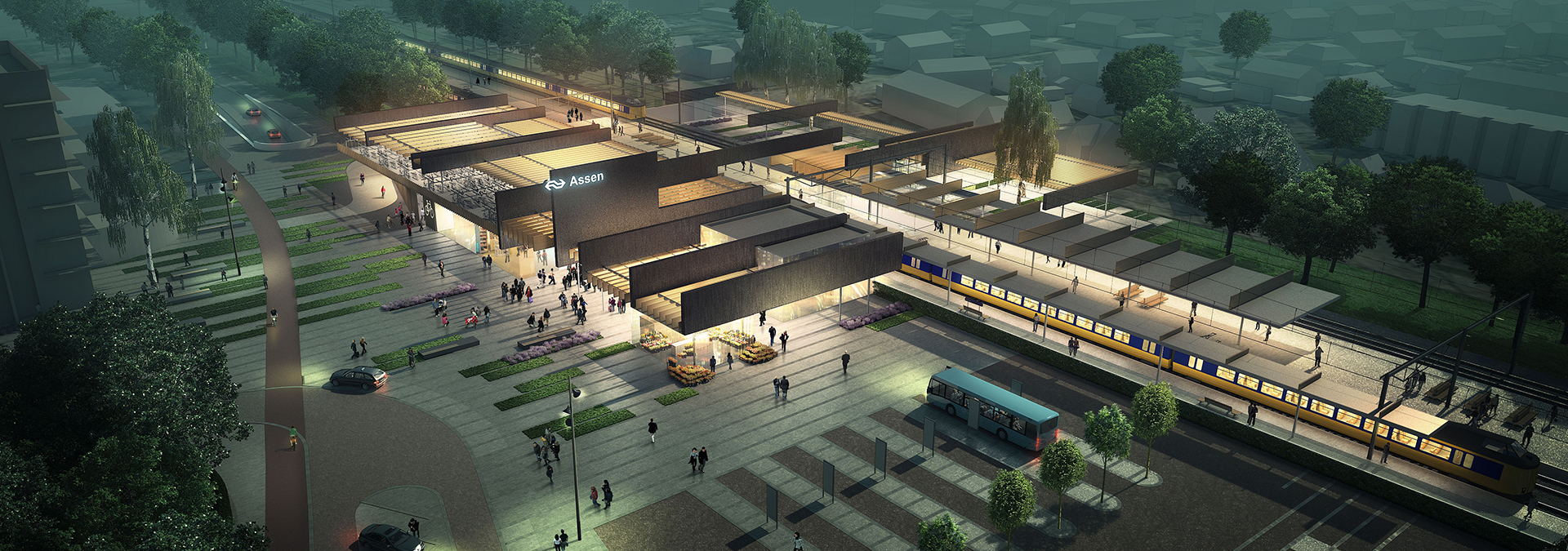 Assen Stationsgebied