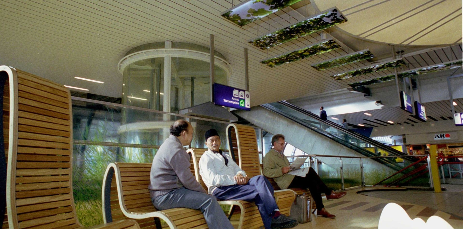 stationshuiskamer Duivendrecht