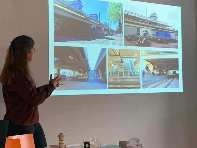 Architect Iris van Huijstee - Internationale Watford conferentie