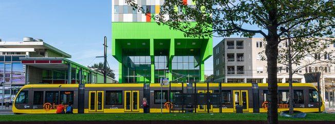 Uithoflijn tram 22