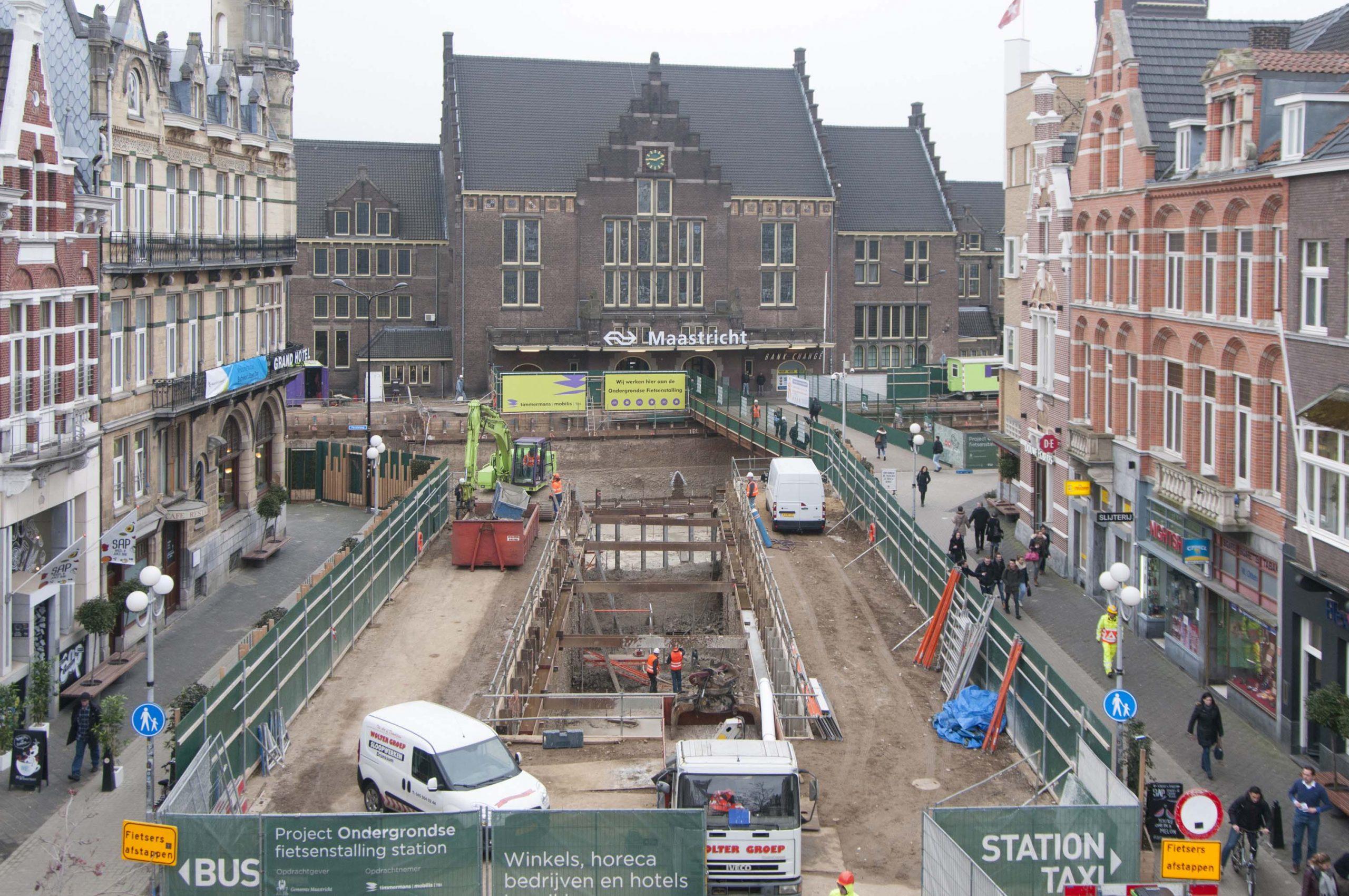 stationsomgeving Maastricht